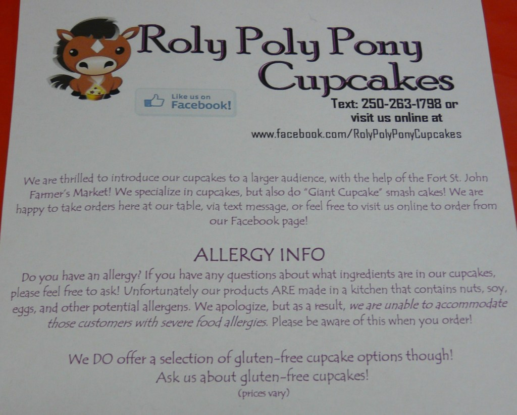 About Roly Poly Cupcake