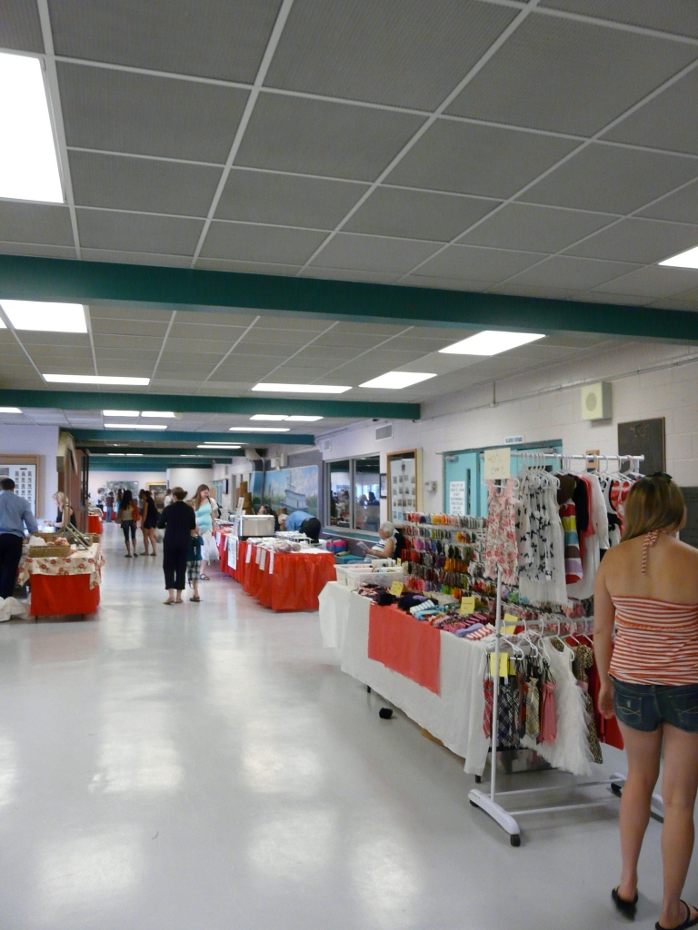 Farmers Market Foyer