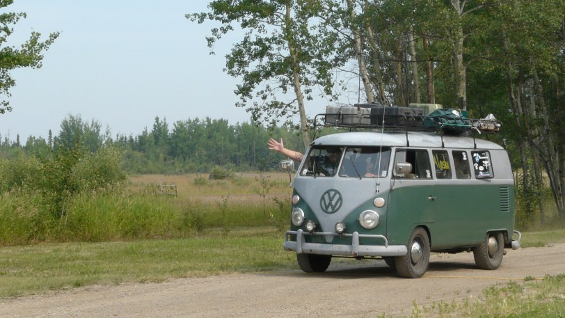 Alaska Bus Trip