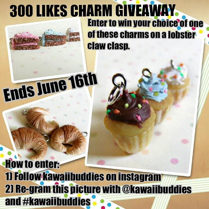 Kawaii Buddies contest