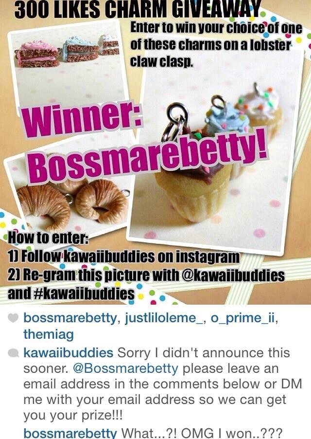 Kawaii Buddies Winner